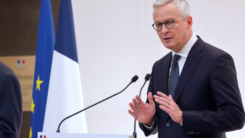 France puts EU withdrawal from Energy Charter Treaty on the table