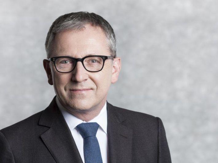 Mannheims Oberbürgermeister Peter Kurz