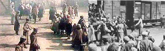 Resultado de imagen de deportación de los chechenos 1944 imágenes