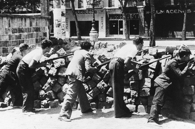 Resultado de imagen de 18 DE JULIO 1936 EN ZARAGOZA