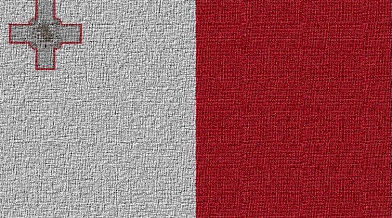 Flag of Malta.