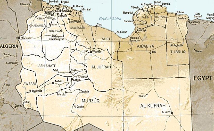 Al jufrah libya