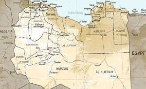 Libya. Source: CIA World Factbook