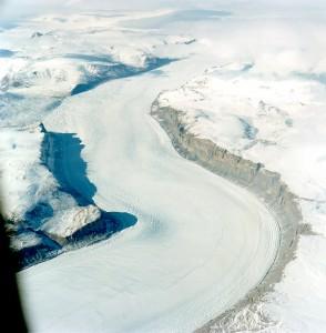 Greenland ice stream