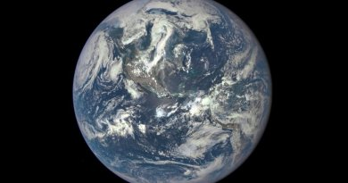 Earth. Photo Credit: NASA