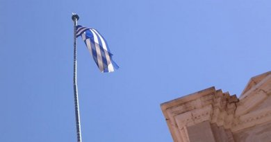 Greece's flag