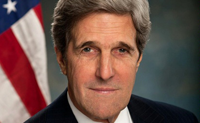 United States' John Kerry