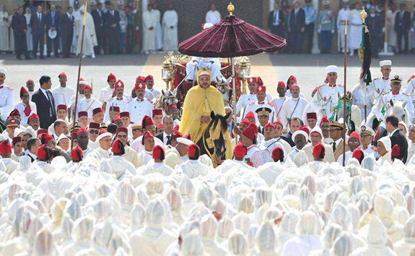 Morocco's King Mohammed VI. Photo Credit: MAP