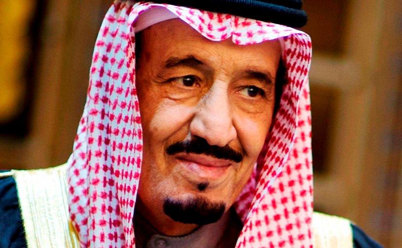 Saudi Arabia's King Salman bin Abdulaziz Al Saud. Photo Credit: US Secretary of Defense, Wikipedia Commons.