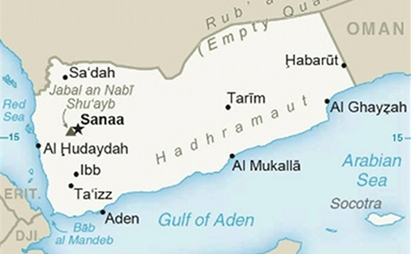 Could yemen be on way towards inevitable partition analysis yemen source cia world factbook gumiabroncs Image collections