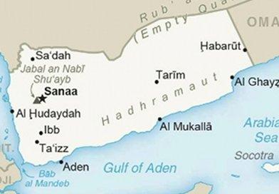 Yemen. Source: CIA World Factbook