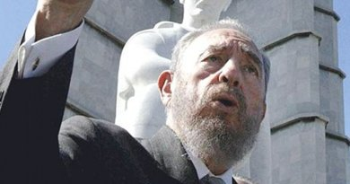 Cuba's Fidel Castro. Photo by Ricardo Stuckert/ABr, Wikipedia Commons.