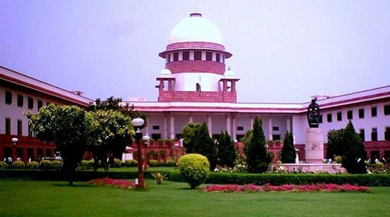 India's Supreme Court. Photo by Legaleagle86, Wikipedia Commons.