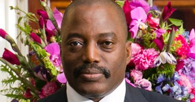 Democratic Republic Of Congo's Joseph Kabila. Photo by Amanda Lucidon / White House. Wikipedia Commons.