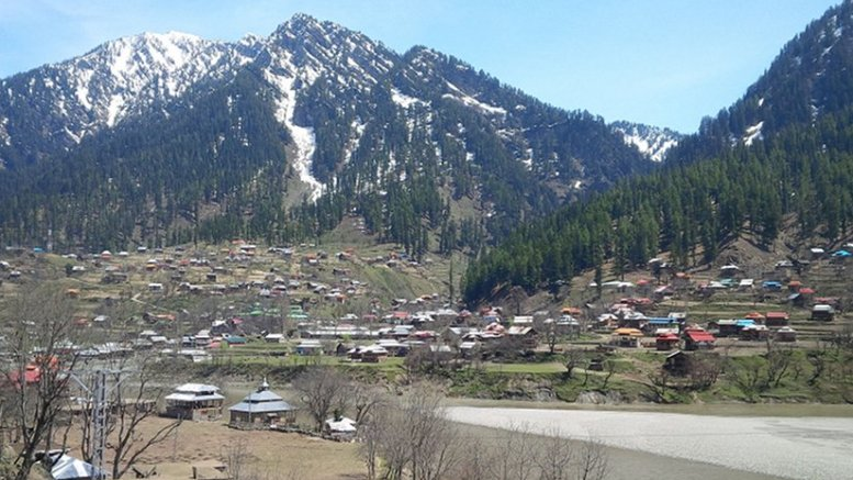 Kashmir Valley. Photo by Saad siddiqui56, Wikipedia Commons.