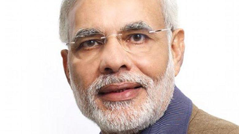 India's Narendra Damodardas Modi. Photo from Narendra Modi's social networks, Wikipedia Commons.