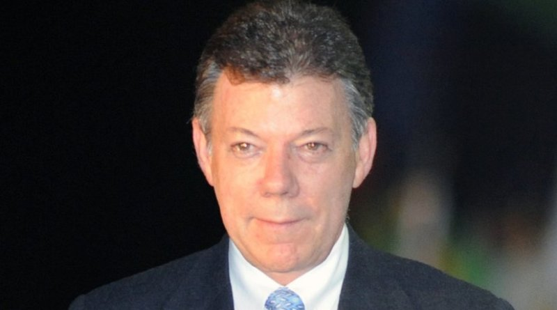 Colombia's Juan Manuel Santos Calderon. Photo Fabio Rodrigues Pozzebom/ABr, Wikipedia Commons.