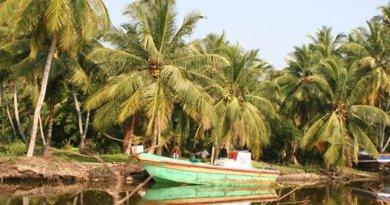 Sri Lanka boat