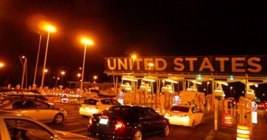 United States border