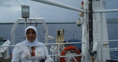 Indonesia's Dr. Suhartati M. Natsir