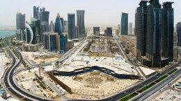 Doha, Qatar. Photo by Rajesh Unuppally, Wikipedia Commons.