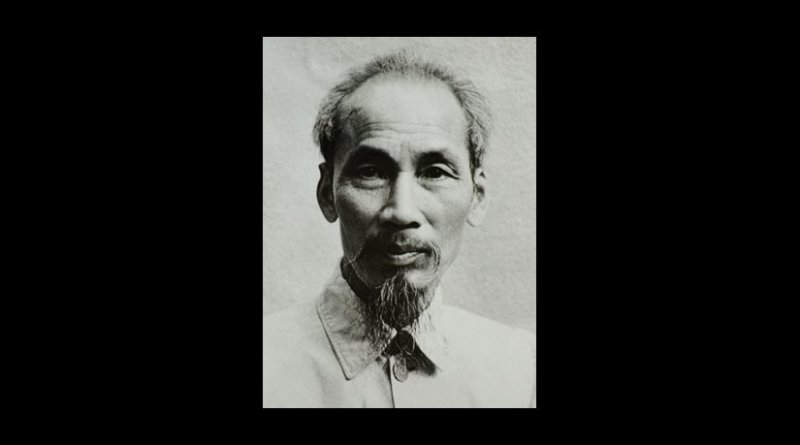 Vietnams's Ho Chi Minh. Source: Wikipedia Commons.