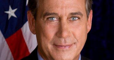 John Boehner. Photo Credit: United States House of Representatives.