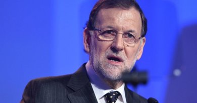 Rajoy Says ELLA-LINK Cable 'Symbolizes Special Ties' Of America And Europe