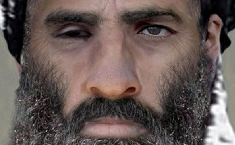 Mullah Omar. Source: Wikipedia Commons.