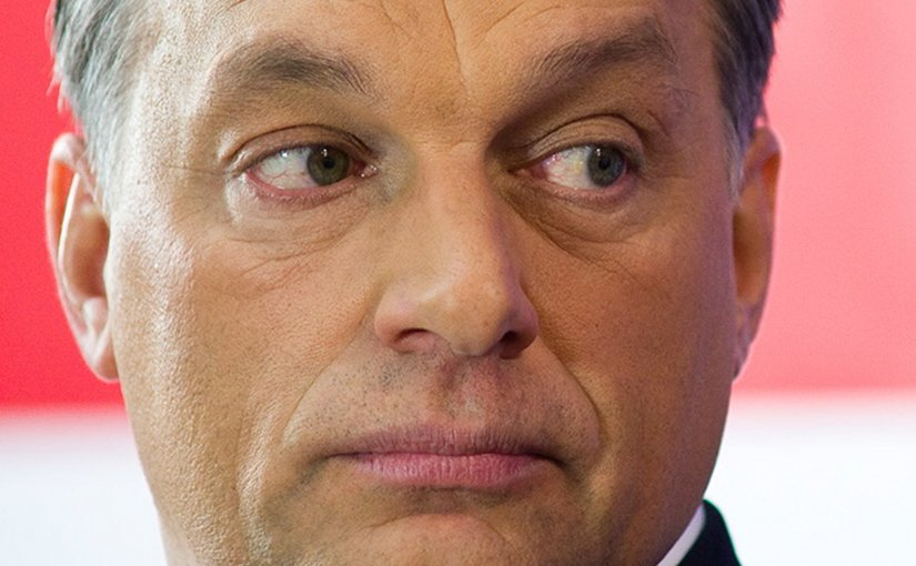 Hungary's Viktor Orbán. Photo by Európa Pont, Wikipedia Commons.