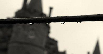 Rain in Scotland