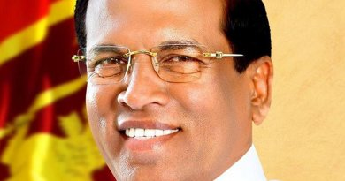 Sri Lanka's Sirisena Begins Three-Day State Visit To Australia