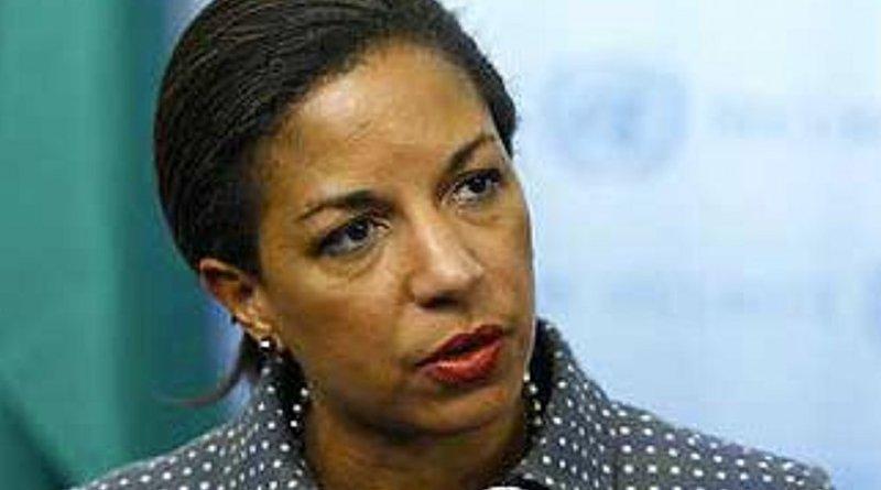 Susan Rice. Photo Credit: US Government.