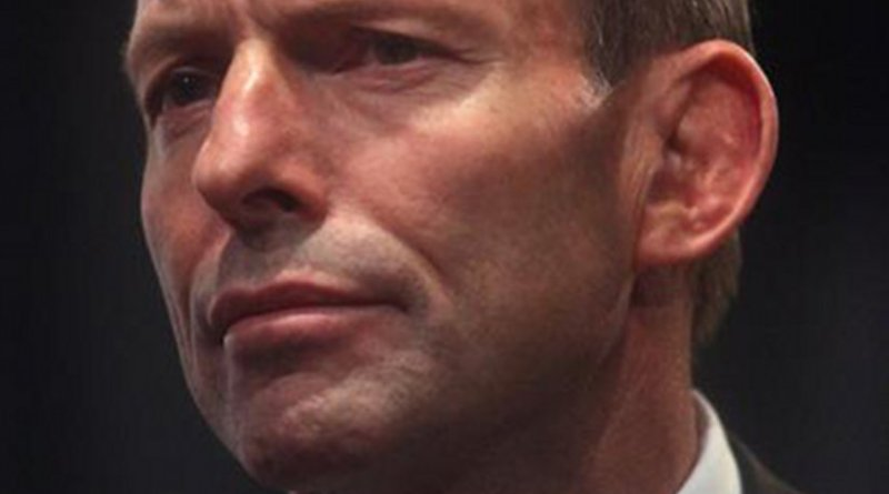 Australia's Tony Abbott. Photo by MystifyMe Concert Photography (Troy), Wikipedia Commons.