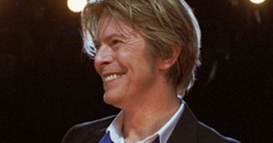 David Bowie. Photo by Adam Bielawski, Wikipedia Commons.