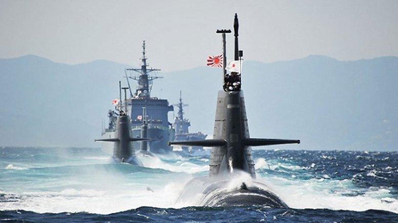 Japanese submarine