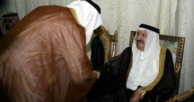 Saudi Prince Nawwaf bin Abdulaziz al-Saud. Source: Wikimedia Commons.