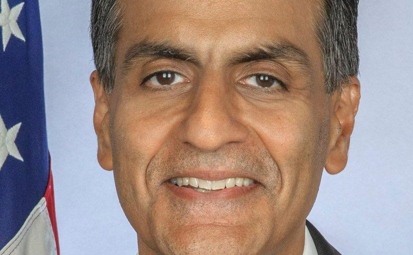 U.S. Ambassador Richard Verma. Photo Credit: US Government.