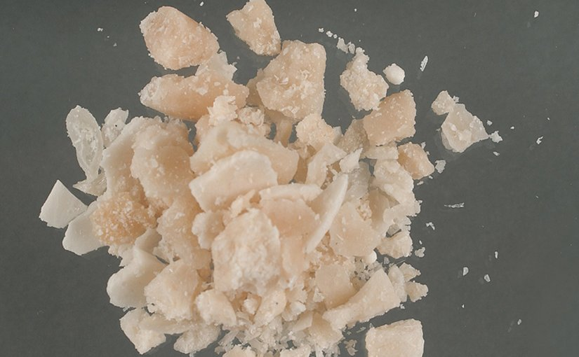 Crack cocaine 'rocks'. Photo Credit: US DEA, Wikipedia Commons.