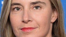 EU's Federica Mogherini. Photo Credit: Union Europea En Perù, Wikipedia Commons.