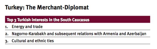 Turkey: The Merchant-Diplomat