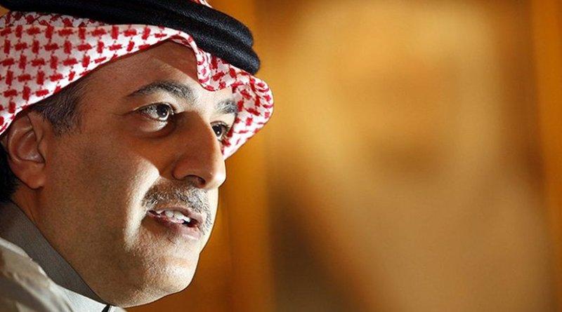 Sheikh Salman Bin Ebrahim Al Khalifa. Photo by Lenbj, Wikipedia Commons.