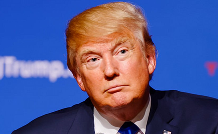 Donald Trump. Photo by Michael Vadon, Wikimedia Commons.