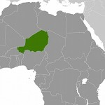 Location of Niger. Source: CIA World Factbook.