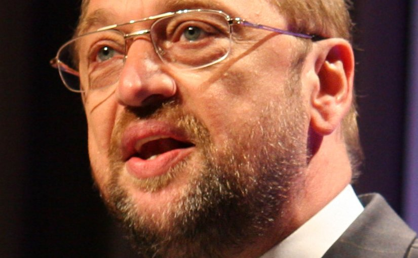 Martin Schulz. Photo by Mettmann, Wikipedia Commons.