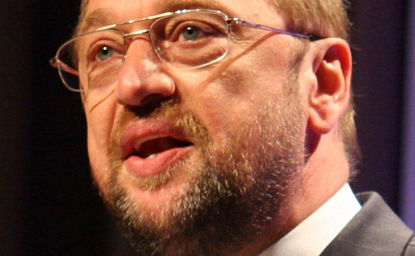 Martin Schulz. Photo by Mettmann, Wikipedia Commons.