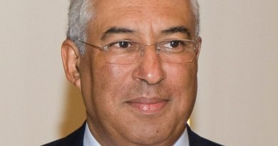 Portugal's Antonio Costa. Photo by Junta Informa, Wikipedia Commons.