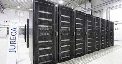 Supercomputer JURECA Copyright: Forschungszentrum Jülich