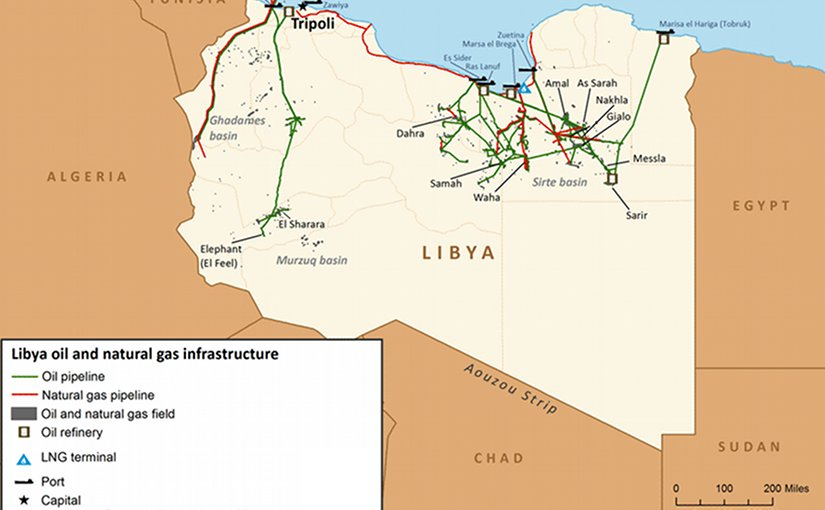 Libya: Eni CEO Travels To Tripoli, Meets With NTC And