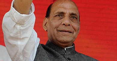 India's Rajnath Singh. Photo by Vibhijain, Wikipedia Commons.